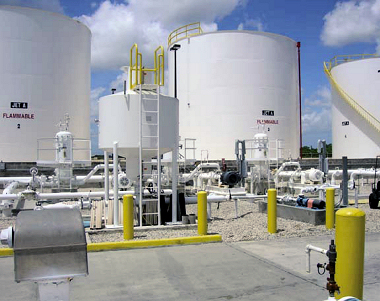 New Tanks And Off Loading Stations Fuel Growth In Fort