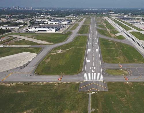 Port Columbus Airport Rental Car Return