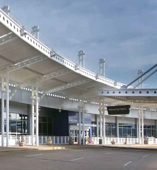 Birmingham-Shuttlesworth Int'l Strips Terminal To Bones