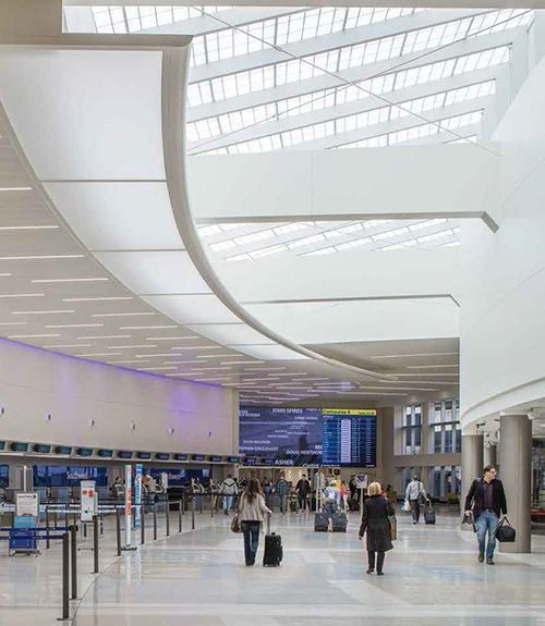 Elegant Port Columbus Intu0027l Invests In Existing Facilities, Prepares For Future  Construction | Airport Improvement Magazine