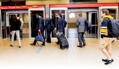 Pittsburgh Int'l Rolls Out Renewed Train System
