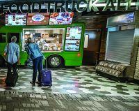 Minneapolis-St. Paul Int'l Adds Food Truck Alley.